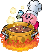 Everyone loves to cook