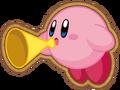 Kirby (Dedede's Drum Dash Deluxe)