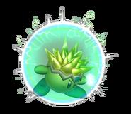 Kirby Plasma trophy 3DS