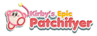 Kirby's Epic Patchifyer