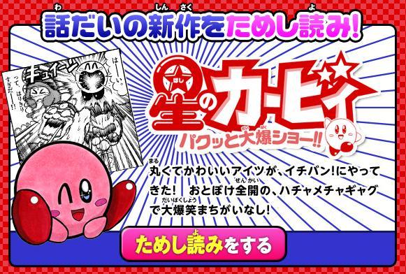 星のカービィ パクッと大爆ショー!!