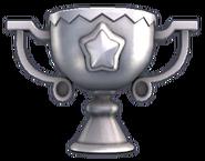 KDCol Trophy artwork silver