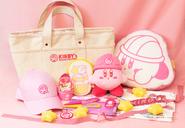 Kirby's Dream Factory merchandise