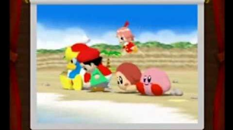 Kirby 64 The Crystal Shards - All Cutscenes Part 1