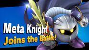 SSBUl Meta Knight Unlocked