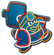 Kirby's Extra Epic Yarn - Character Artwork 11