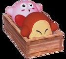 K64 KirbyWaddleDee