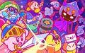 Kirby 25th Anniversary artwork 21