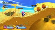 Kirby Wii captura 7