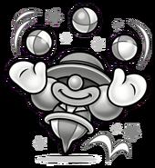 Clown Acrobot Novel