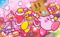 Kirby 25th Anniversary artwork 20