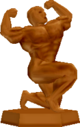 Macho Statue KRtDL