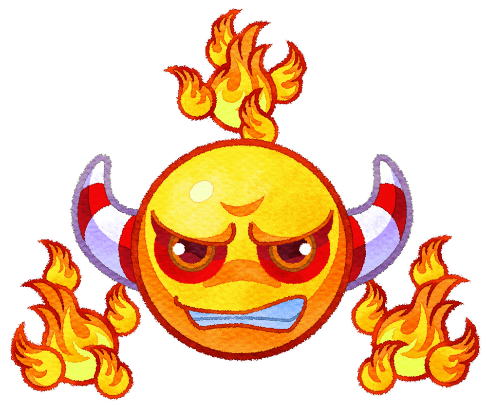 Fire Bubble