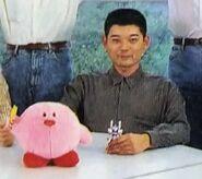 Shinichi Shimomura Guide japonais Kirby's Dream Course