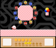 Kirby Dream Land 3 Mini Game Gordo 4