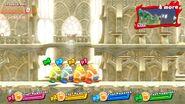Four Chef Kawasakis in Kirby Star Allies