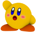 KSA Yellow Kirby Model