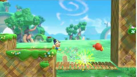 Kirby Star Allies Poppy Bros. Jr