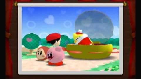 Bad ending Kirby 64