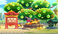 Gem Apple Tree (Team Kirby Clash Deluxe)