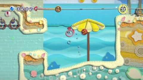 Kirby's Epic Yarn (Meta Knight King Dedede trailer)