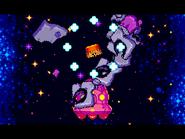 Space Oohroo Spaceship Destroyed