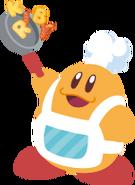 PPPTrain Chef Kawasaki artwork