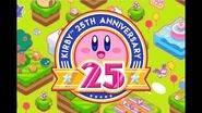 【BGM集】星のカービィ 25周年 Kirby 25th Anniversary SOUND MUSIC 作業用