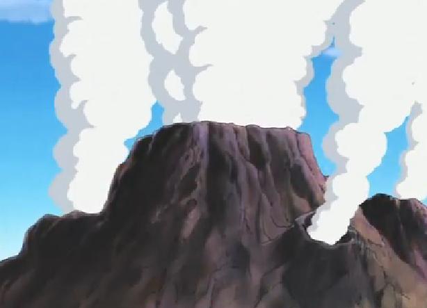 Booma-Dooma Volcano