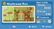 KEY Mushroom Run