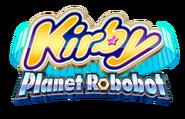 Logo Kirby Planet Robobot