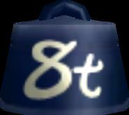 8t Weight KRtDL