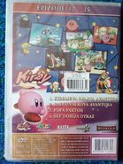 Kirby DVD Serbian Back 3