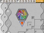 Drawcia select screen