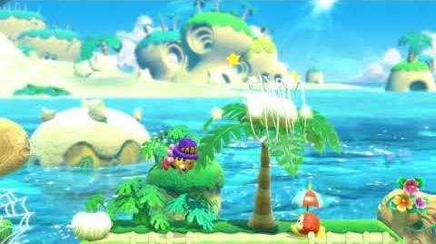 Kirby Star Allies Como Showcase