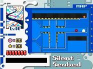 Silent seabed top map