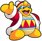 KBR King Dedede artwork