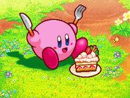 Kirby's cake