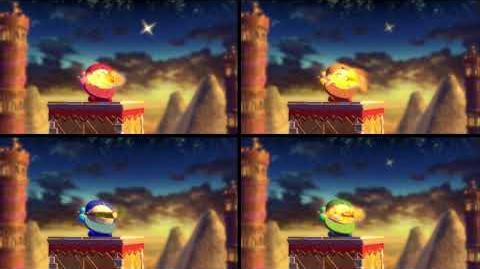 Mini-Juego2 Kirby Star Allies