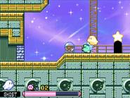 Ghost Kirby Bubble Head