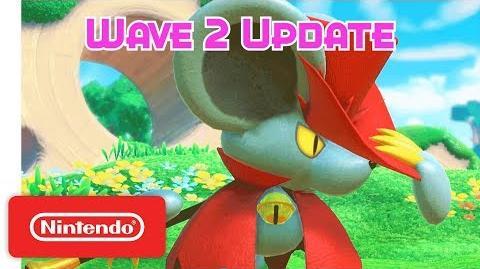 Kirby Star Allies Daroach Attacks! - Nintendo Switch