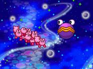 Space Eel Defenseless