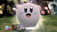Kirby No Yellow Eyes Glitch