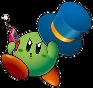 KaTM Green Kirby artwork