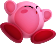 KTD Kirby squished