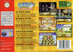 K64 Boxart PAL Back