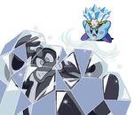 Kirby FreezesDedede FakeKirbyShow