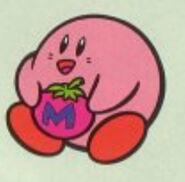 Kirby and Maximum Tomato