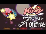 Longplay - Kirby- Nightmare in Dream Land (GBA Extra Mode Walkthrough)
