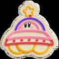 Kirby's Epic Yarn (Forma OVNI)
